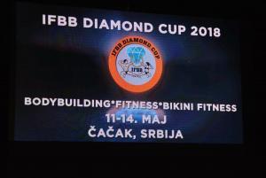 DIAMOND CUP 2018. ЧАЧАК